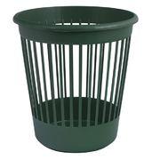 Ко офісний для паперів, пластик, зелений Арника 82066 (1/25/1250)