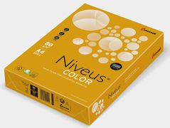 Папір кол.неон, А4/80, 500арк., NEOOR, помаранчевий A4.80.NVN.NEOOR.500 (1/5)