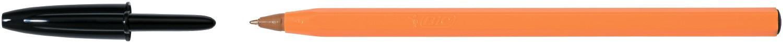 Ручка Orange, чорна, 20 шт/уп bc1199110114 (1/20/1000)
