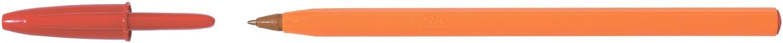 Ручка Orange, красная, со штрих-кодом на штуку bc8099241 (1/20/100/1)