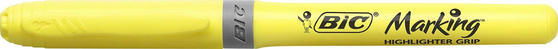 Текстовиділювач Grip, жовтий bc811935 (1/12/216)