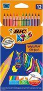 Олівці кольорові Evolution Stripers, 12 шт bc9505221 (1/12/144)