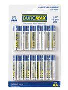 Елемент живлення (батарейка) LR6 (AA) 12шт/упак BM.5900-12 (1/6/72)