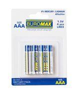 Елемент живлення (батарейка) LR03 (ААА) 4шт/упак BM.5901-4 (1/12/120)