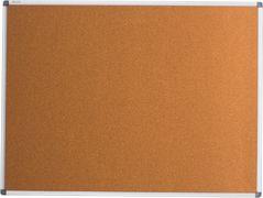 Дошка коркова, 90x120см, ал. рамка BM.0018 (1/5/30)