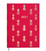 Щоденник датов. 2021 MODERNA, A5, кораловий BM.2172-27 (1/10)