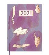 Щоденник датов. 2021 MIRACLE, A5, рожевий BM.2179-10 (1/10)