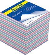 /Блок паперу для нотаток Зебра 90х90х70мм., не скл. BM.2269 (1/36)