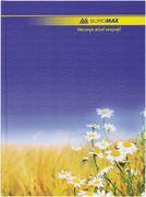 /Книга канцелярська 96 арк лін.,оф.(тв. лам. обл), А4 BM.2401 (1/8/1400)