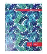 /Книга обліку FLORISTICA 144 арк.кліт.оф.(тв. лам. обл), А4, бірюзовий BM.24419102-06 (1/8)
