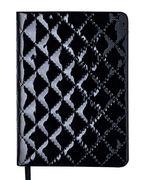 Щоденник недатований DONNA, A6, 288 стор., чорний BM.2616-01 (1/32)