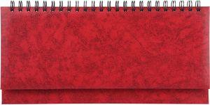 Планінг недат.BASE, L2U, червоний, бумвініл/поролон BM.2699-05 (1/5)