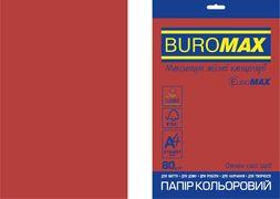 Папір кольоровий Euromax 80г/м2, INTENSIVE, червоний, 20арк. BM.2721320E-05 (1/100)