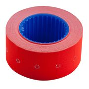 Цінник 22*12мм (500шт, 6м), прямокутний, зовнішня намотка, червоний BM.282101-05 (1/10/200)