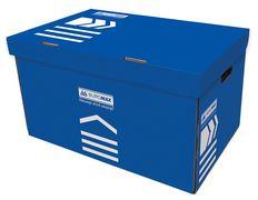 /Короб для архівних боксів, синій BM.3270-02 (1/340)