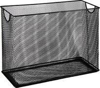 Короб для підвесних файлів 315x140x245мм, металевий, чорний BM.6236-01 (1/6/60)