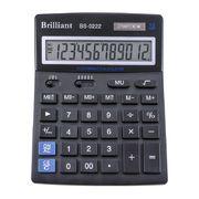 /Калькулятор BS-0222 12р., 2-пит BS-0222 (1/10/40)