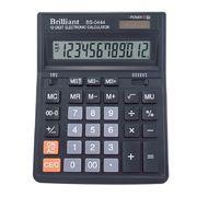 /Калькулятор BS-0444 12р., 2-пит BS-0444 (1/10/40)