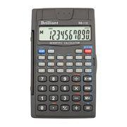 Калькулятор інженерний BS-110 8+2р., 56 ф-цій BS-110 (1/50)