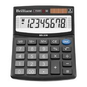 /Калькулятор BS-208  8р., 2-пит BS-208 (1/100)