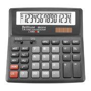 Калькулятор Brilliant BS-314, 14 розрядів BS-314 (1/10/40)