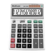/Калькулятор BS-7722M 12р., 2-пит BS-7722M (1/10/40)