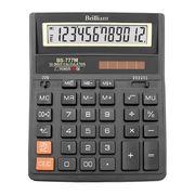 /Калькулятор BS-777М 12р., 2-пит BS-777M (1/10/40)