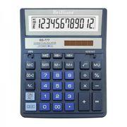 /Калькулятор BS-777ВL 12р., 2-пит, синій BS-777ВL (1/10/40)