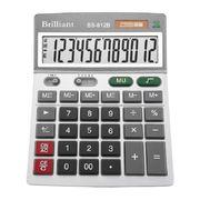 Калькулятор Brilliant BS-812В, 12 розрядів BS-812В (1/10/40)