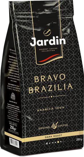 Кофе молотый 250г, Bravo Brazilia, JARDIN jr.109534 (1/16)