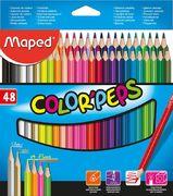 Олівці кольорові COLOR PEPS Classic, 48 кольорів MP.832048 (1/12/36)