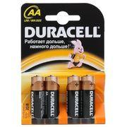 /Елемент живлення (батарейка) DURACELL LR6 (AA), 6шт/упак s.07458 (1/6/60)