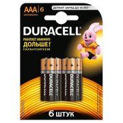 /Елемент живлення (батарейка) DURACELL LR3 (АAA), 6шт/упак s.07472 (1/6/60)