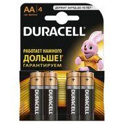 /Елемент живлення (батарейка) DURACELL LR6 (AA) 4шт/упак s.52536 (1/4/80)