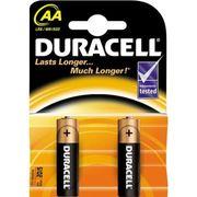 /Елемент живлення (батарейка) DURACELL LR6 (AA) 2шт/упак s.58163 (1/2/40)