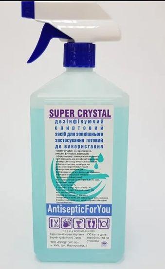 Антисептик SUPER CRYSTAL, 1000мл sc.031000 (1/12)