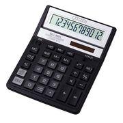 /Калькулятор SDC-888 ХBK, чорний 12розр. SDC-888 XBK (1/10/40)