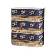 Рушники паперові целюлозні Selpak Pro Premium, Z-подібні.,по 200шт., 2-х шарові, білий sp.86875 (1