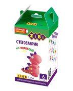/Набір повітряного пластиліну для ліплення Стегозаврік ZB.6260 (1/16)