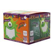 /Крейда біла 100 шт., картонна коробка, SMART Line ZB.6719-12 (1/12)