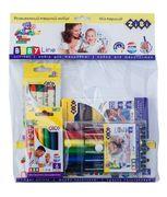 Набор подарочный для детского творчества в прозрачном пакете, Baby Line ZB.9951 (1/20)