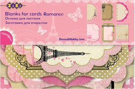 Основа для листівок Romance 10.2*15.3см ZB.18201-AF (1/50/250)