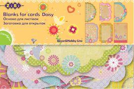 Основа для листівок Daisy 10.2*15.3см ZB.18204-AF (1/50/250)