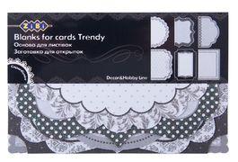 Основа для листівок Trendy 10.2*15.3см ZB.18206-AF (1/50/250)