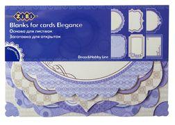 Основа для листівок Elegance 10.2*15.3см ZB.18208-AF (1/50/250)