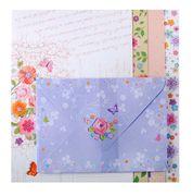 Основа для листівок з кольоровими конвертами Charm 10.5*14.8см ZB.18223-AD (1/10/100)
