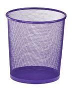 Ко для паперів, 12 л, круглий, металевий, фіолетовий, KIDS Line ZiBi ZB.3126-07 (1/12/240)