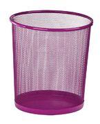 Ко для паперів, 12 л, круглий, металевий, рожевий, KIDS Line ZiBi ZB.3126-10 (1/12/240)
