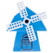 Чинка для олівців МЛИН, механічна , пл. коробка (блакитна) ZB.5514 (1/12/48)