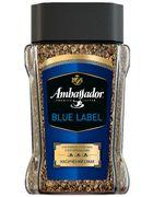 /Кава розчинна Ambassador Blue Label, ск.б. 95г*10 am.51169 (1/6)